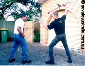 The Stick Fighting Method of Pierre Vigny_pic1
